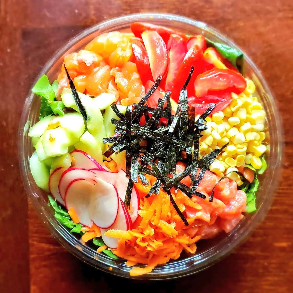 Poke Xpress Haddonfield Poke Bowl